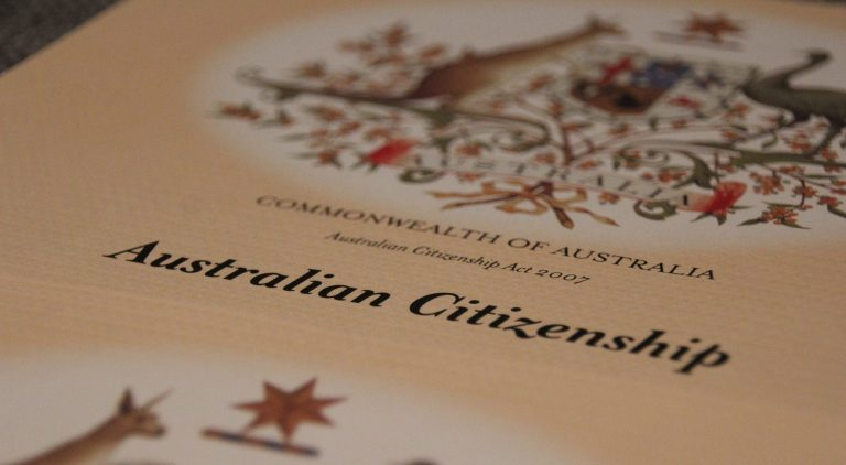 Four steps to Australian Citizenship - understand and fulfil the criteria for a successful Application